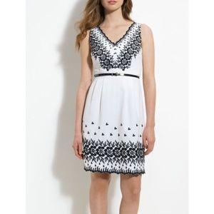 Kate Spade AMY Sugar Beach Embroidered Dress 4